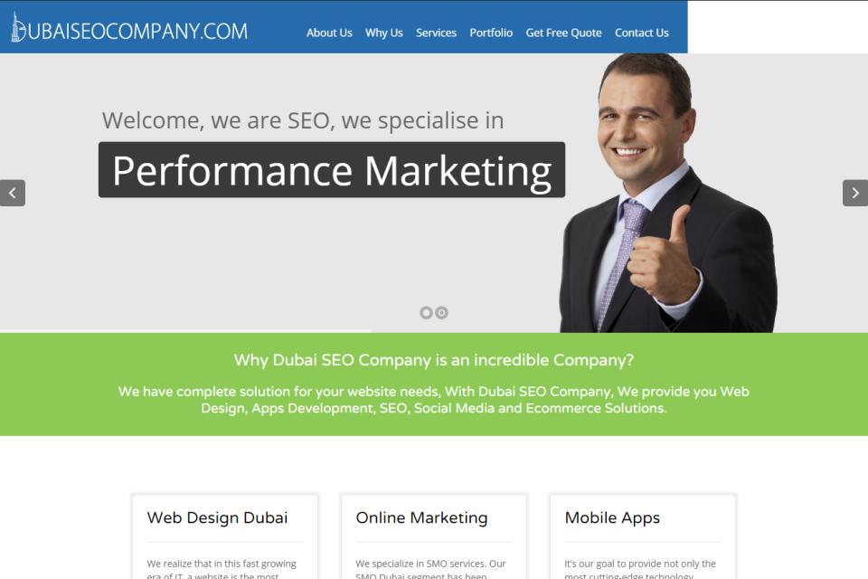 Dubai Seo Company